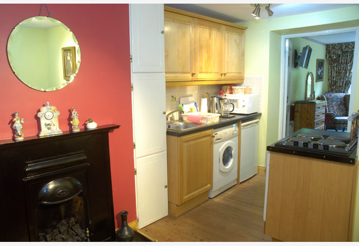Inishowen suite kitchen facilities